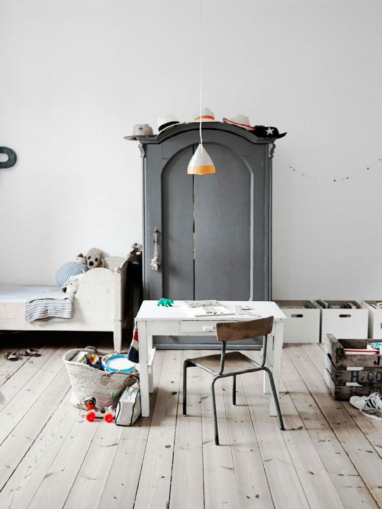 decoracion-de-cuartos-para-ninos-estilo-vintage
