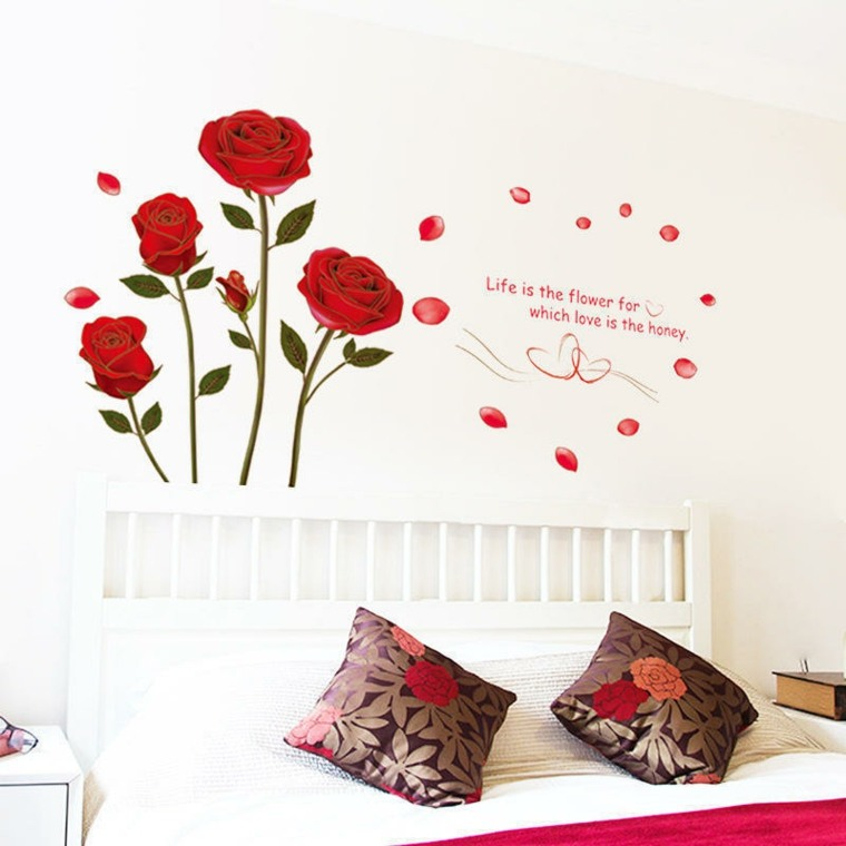 decoracion de habitaciones-rosas