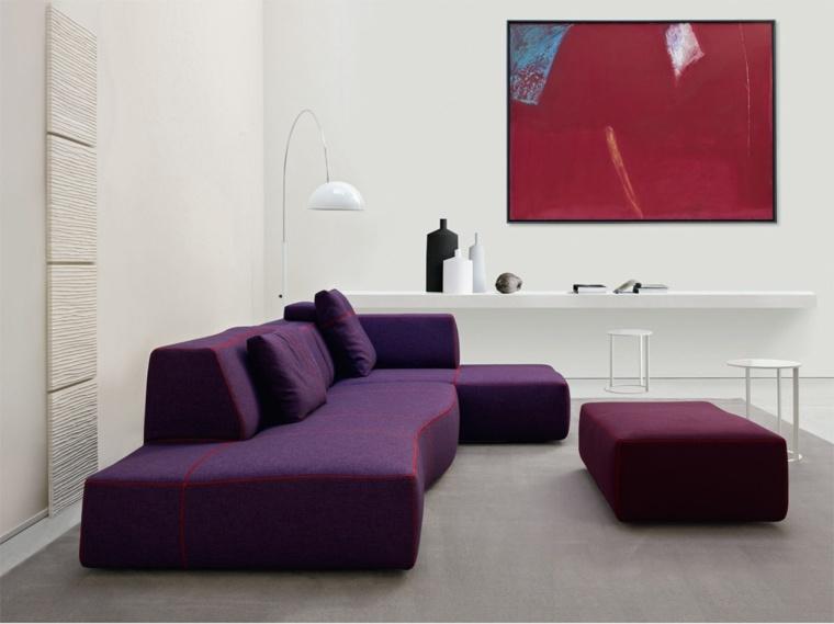 decoracion de interiores de casas-salones