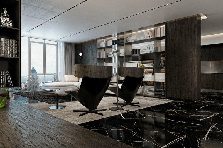 decoracion de interiores-marmol-salon