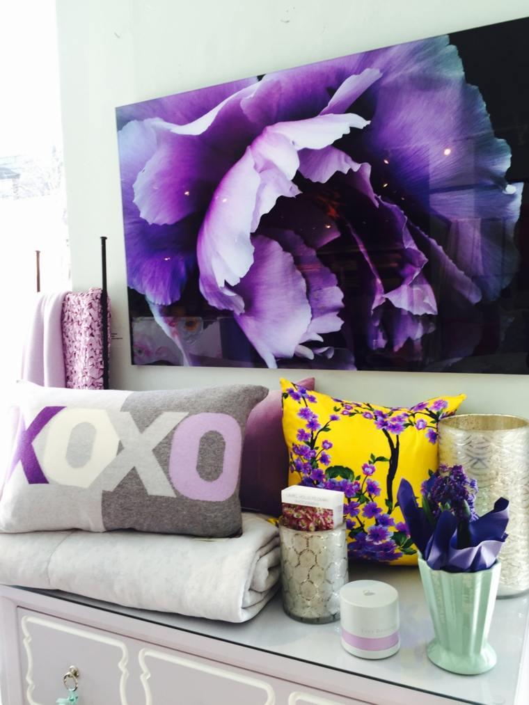 decoracion de interiores-modernos-ultravioleta