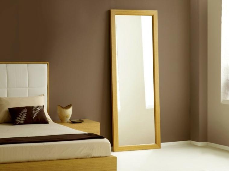 decoracion de recamaras modernas-espejo