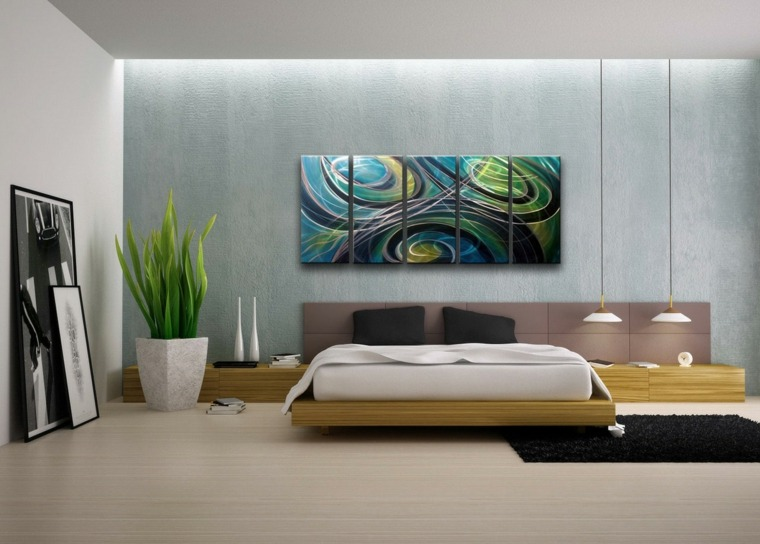 decoracion de recamaras-paredes