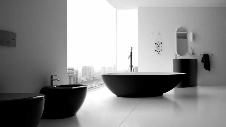 decoracion interior-banos-marmol
