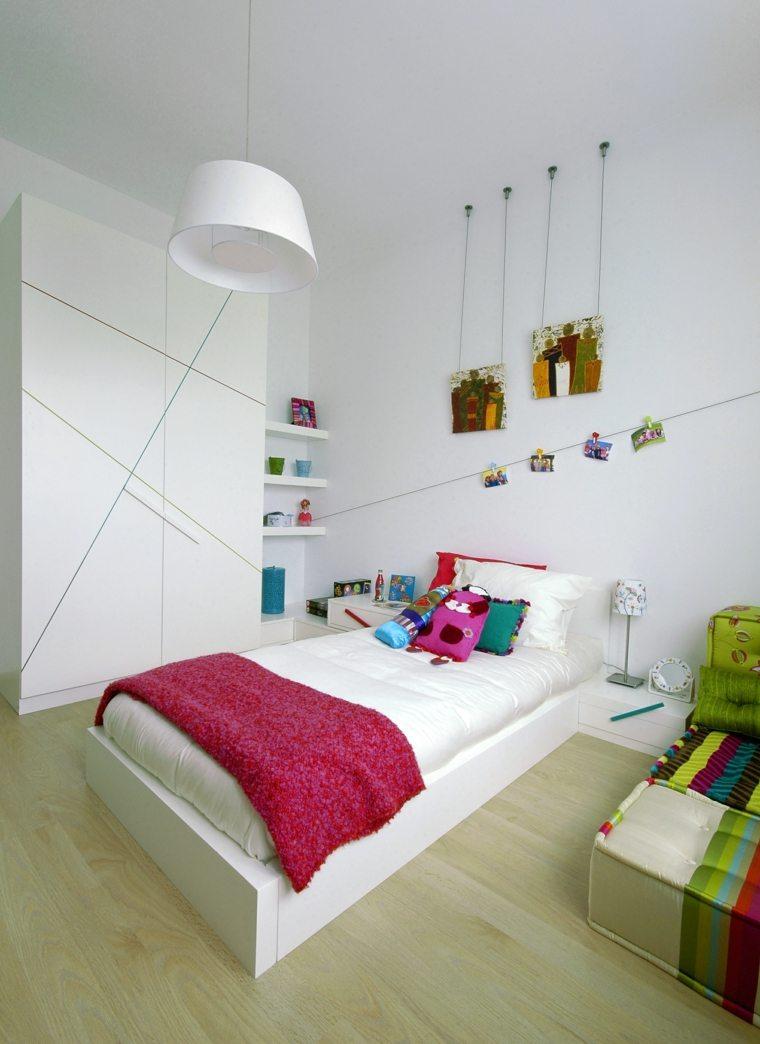 decoracion-interiores-habitaciones-blancas
