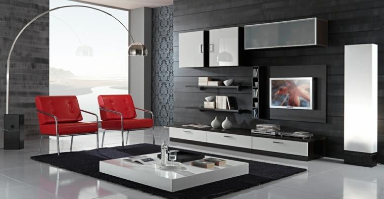 decoracion interiores-marmol-negro