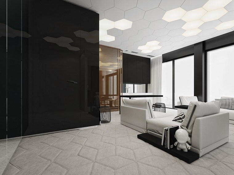 detalles-geometricos-techo-dormitorio