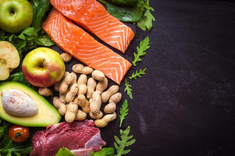 dietas para bajar de peso-dieta-paleo-opciones