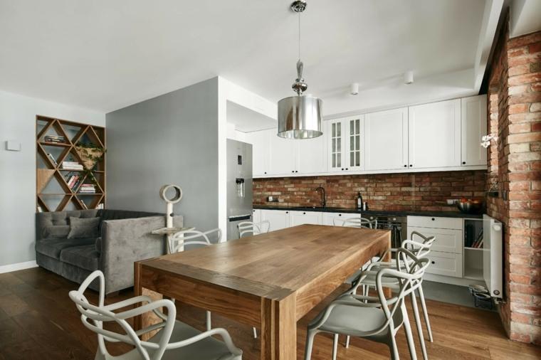 diseña tu cocina inspirado-estilo-escandinavo-opciones
