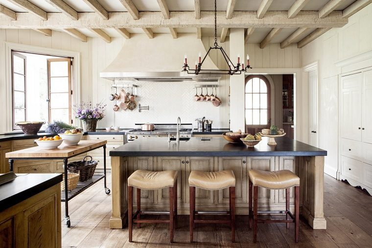 Dise o de interiores tendencias 2018 - Tendencias cocinas 2018 ...