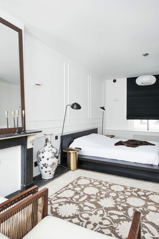 disenos-para-paredes-blancas-textura-dormitorio
