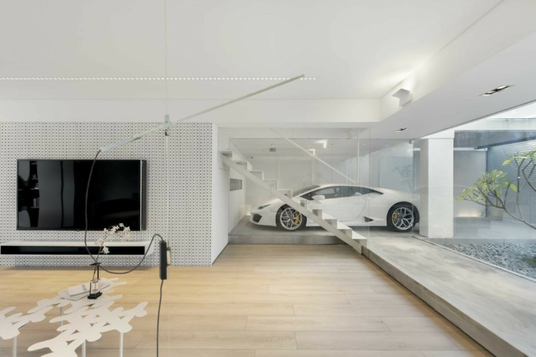 diseños para paredes blancas-textura-millimeter-interior-design