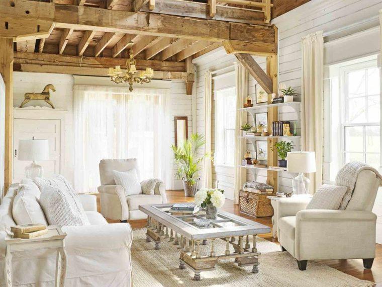 disenos-para-paredes-blancas-textura-vigas-madera