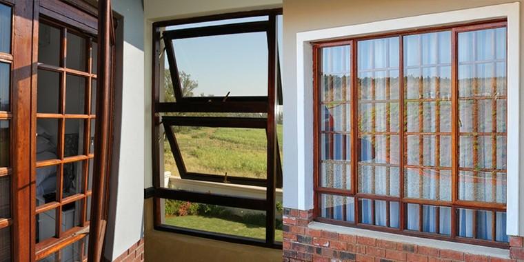ventanas de vinilo
