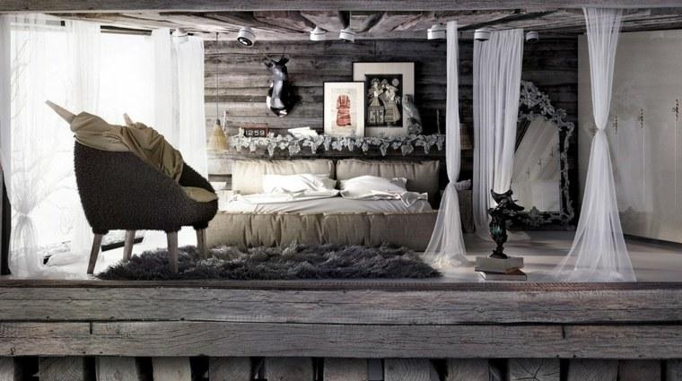 dormitorio-rustico-moderno