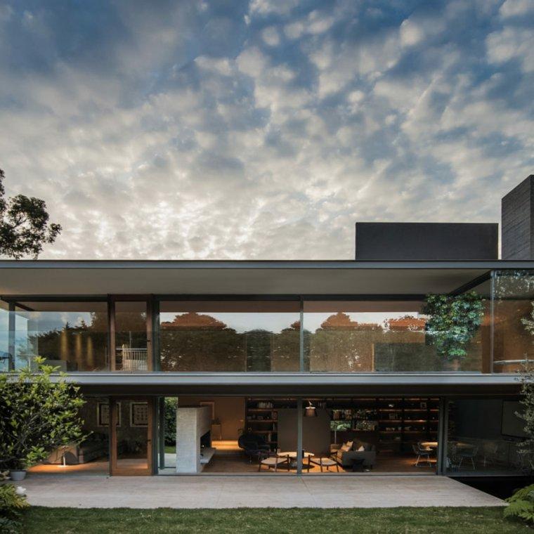 Arquitectura moderna en México - la casa Ramos House