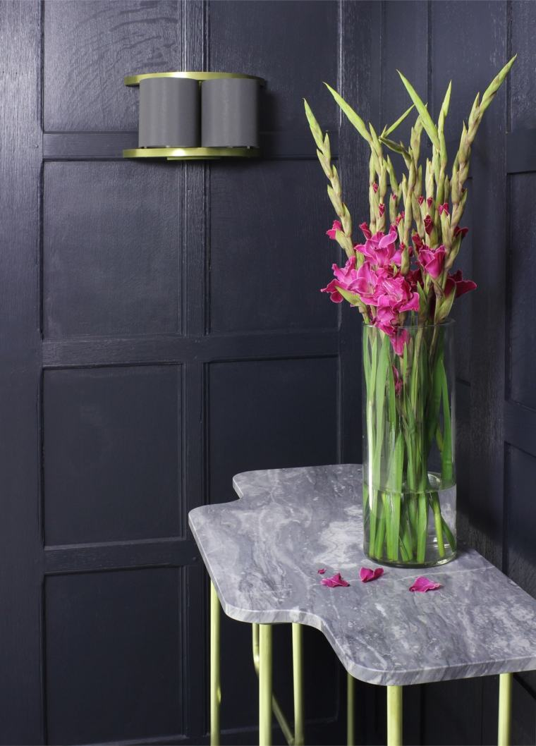 entradas de casas-decoraciones-florales