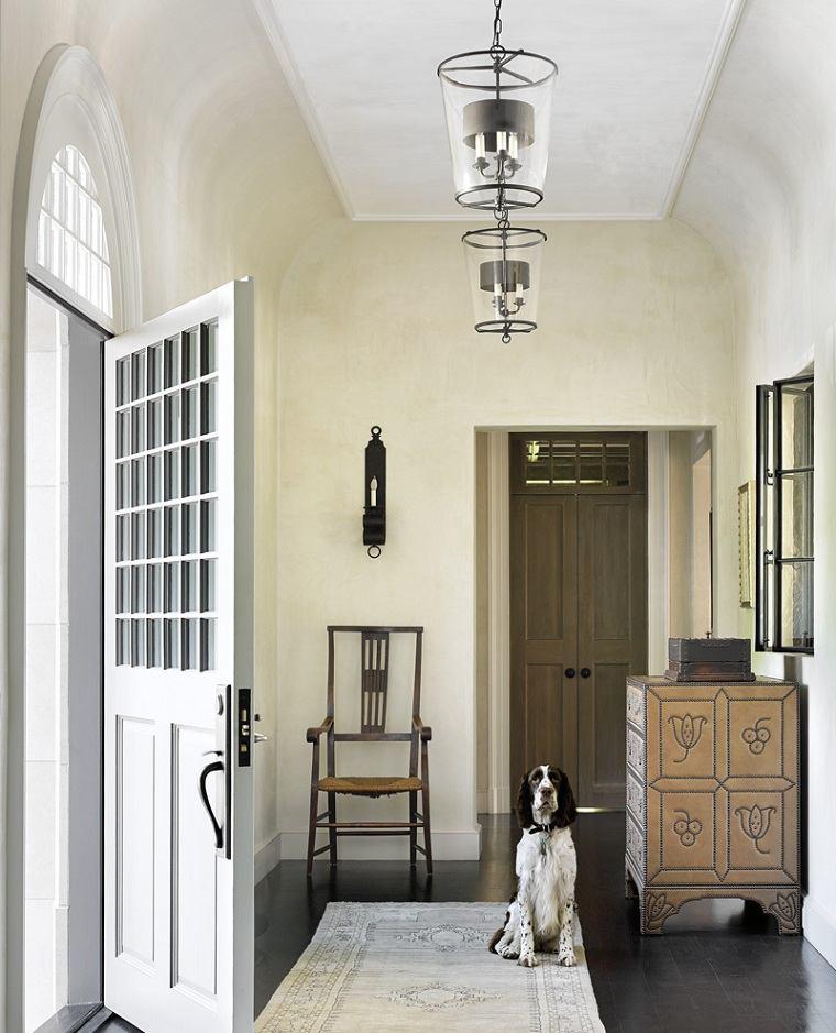 entradas modernas-decoracion-estilo-opciones