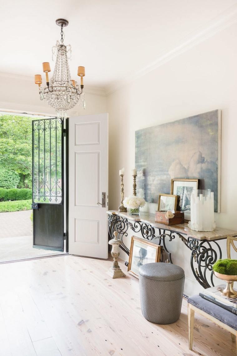 entradas modernas-estilo-diseno-decoración-ideas