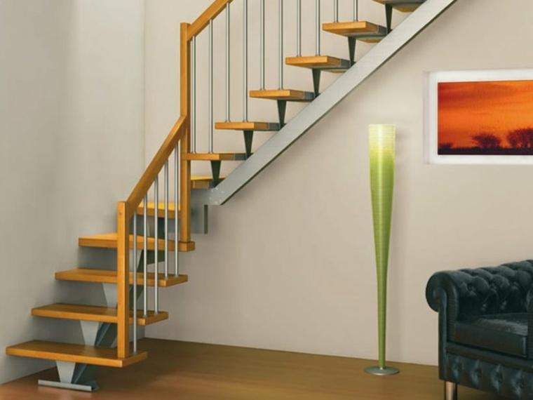 estupendos diseños de escaleras interiores