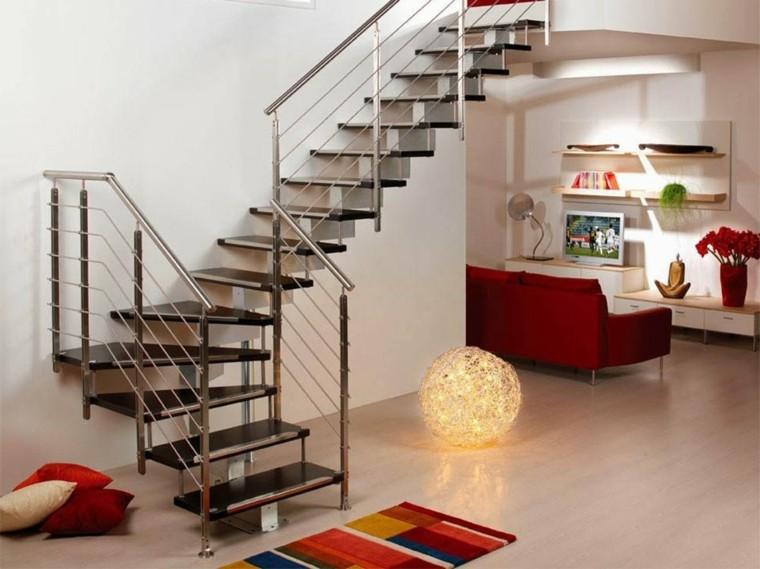 diseños de escaleras modernas