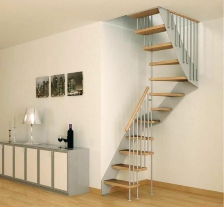 escaleras minimalistas para cada estilo de vida
