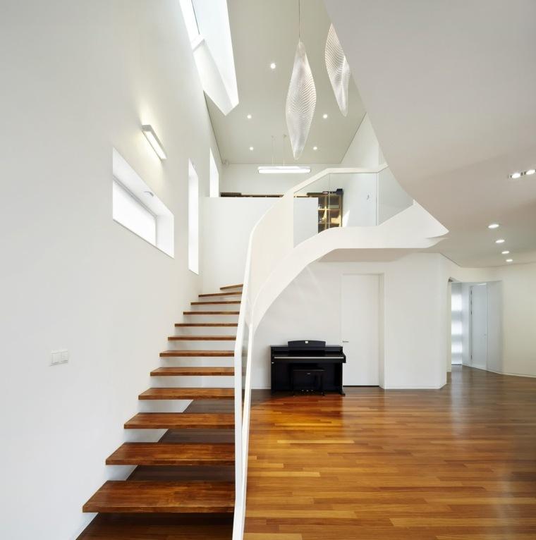 estupendos diseños de escaleras modernas