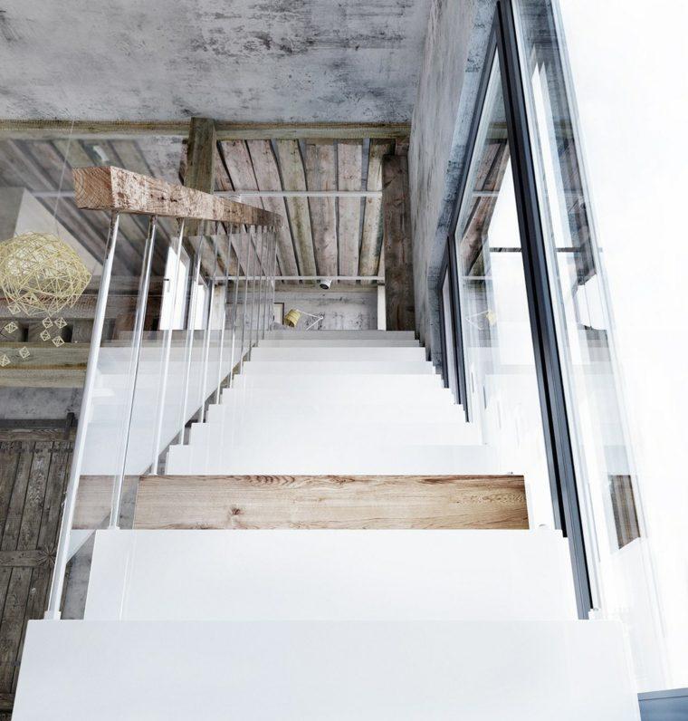 escalera-rustica