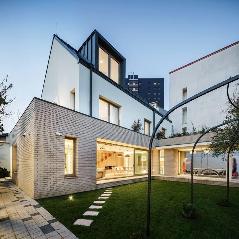 escaleras de madera ideas exteriores