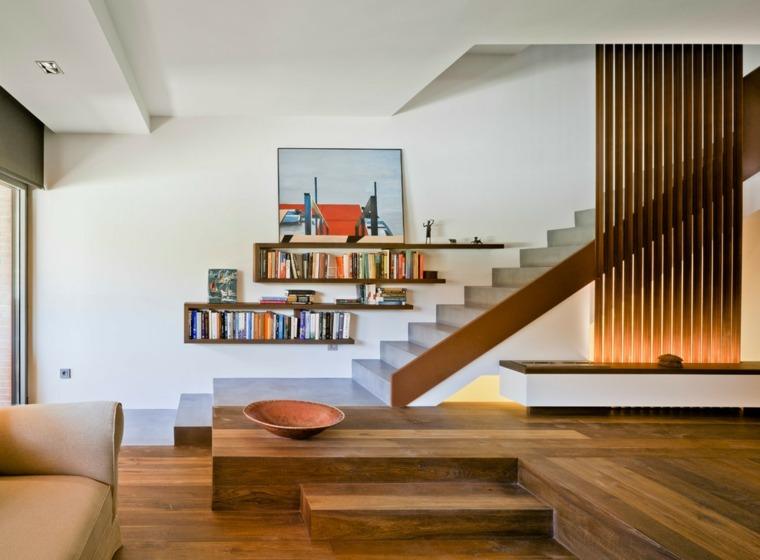 estupendas escaleras modernas