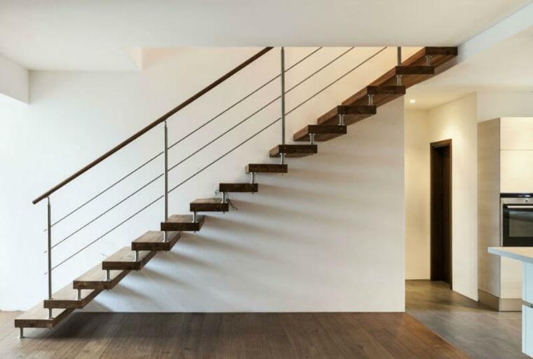 diseños de barandillas para escaleras