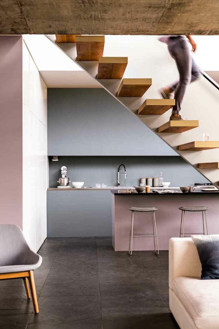 estupendas escaleras de interior