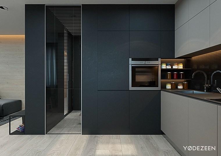 estantes-claros-madera-integrada