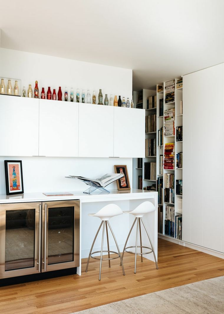 estantes-madera-tono-calro