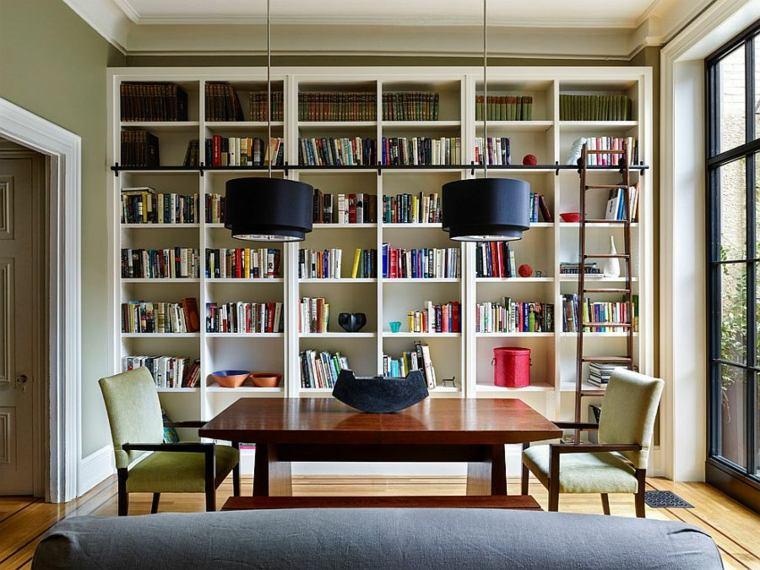estantes para libros idea
