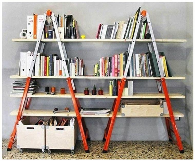 estantes para libros ideas