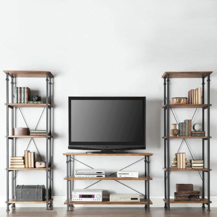 unidad de tv sencilla