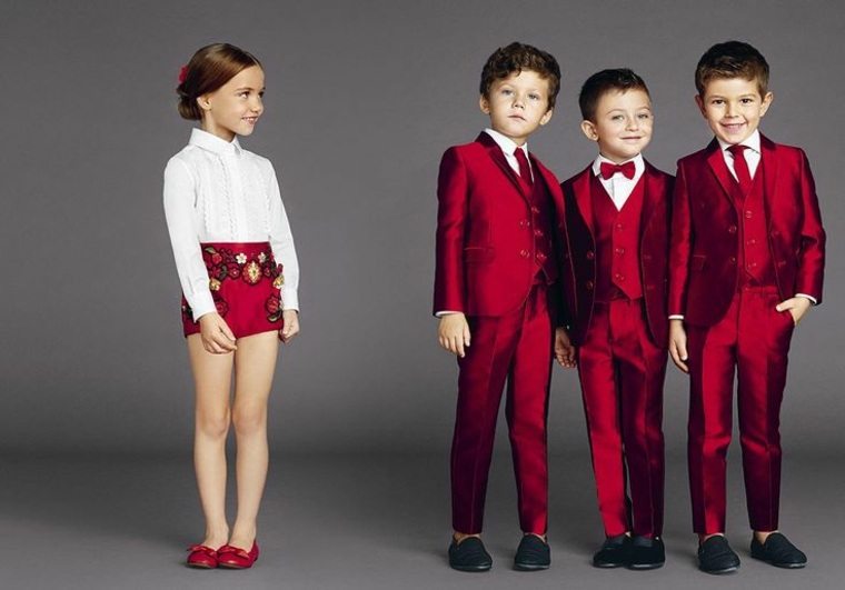 estilo-elegante-niña-y-niños