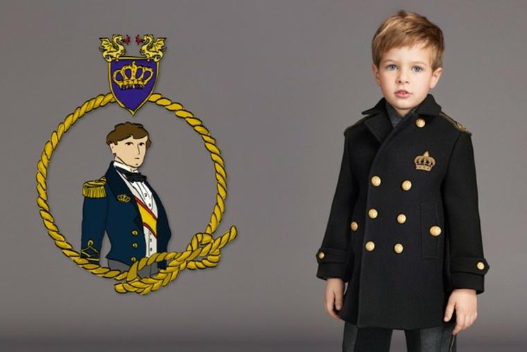 estilo-militar-niño