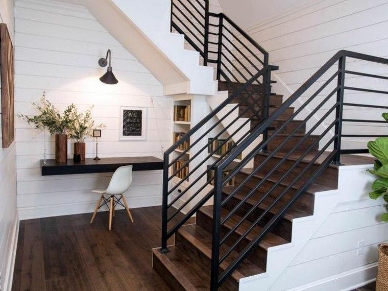 estupendas barandillas para escaleras