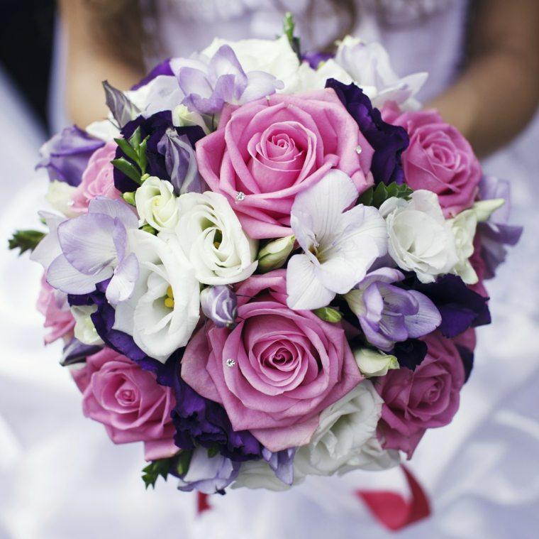 flores para boda-rosas-blancas