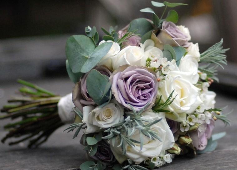 flores para una boda-colores