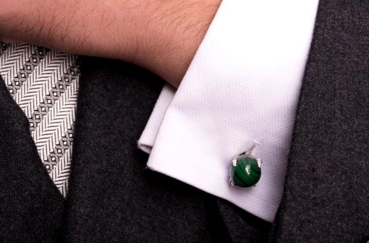 gemelos camisa-hombre-diseno-estilo-color verde