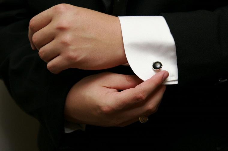 gemelos-camisa-trajes-color-negro