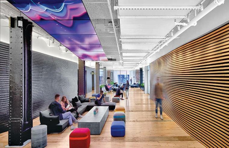 Oficinas de Google, ciudad de Nueva York