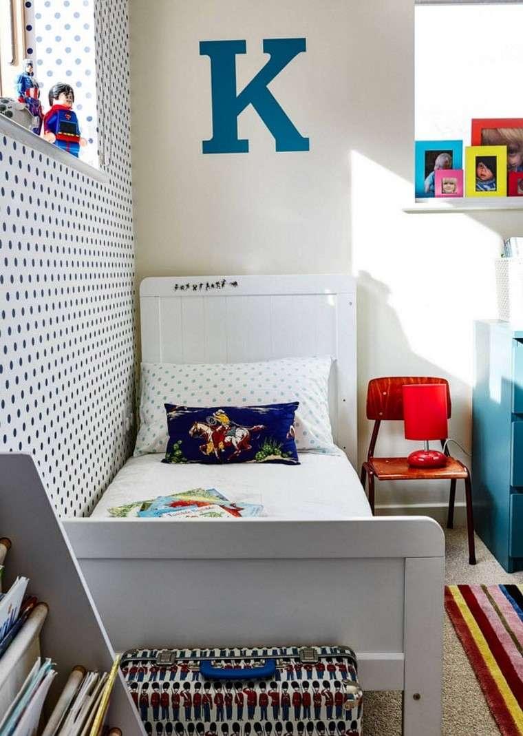 habitaciones-infantiles-nino-decorar-paredes