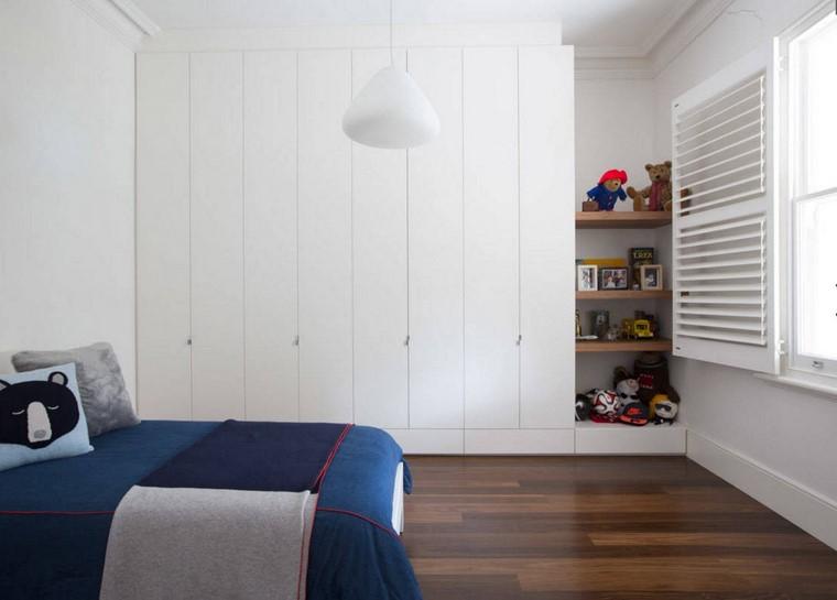 habitaciones infantiles niño-diseno-simple-minimalista