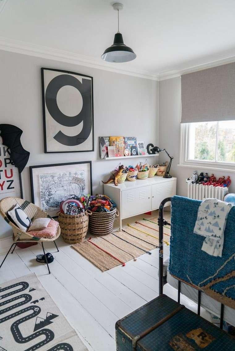 Habitaciones infantiles niño y dormitorios para jovenes ...