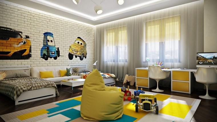 habitaciones-infantiles-nino-opciones-ideas