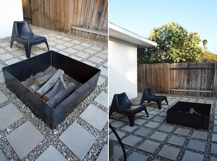 hogueras-metalicas-opciones-estilo-jardin